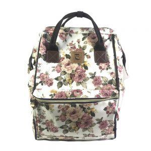 mochila M9M flores01 frente