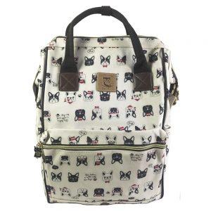 mochila M9M perro13 frente
