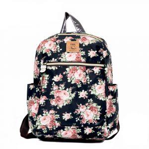 mochila M7 flores07 frente