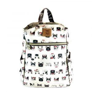 mochila M7 perro13 frente