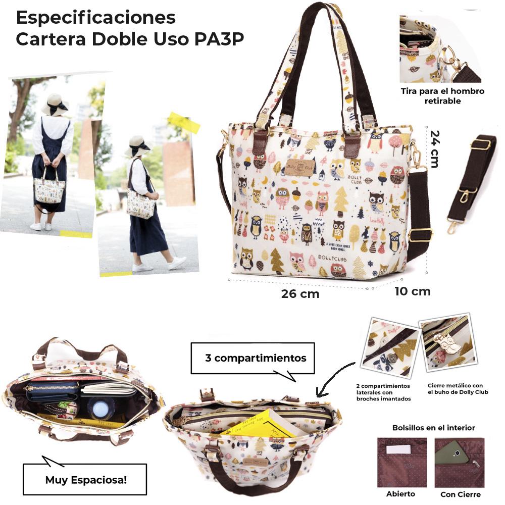 especificaciones PA3P