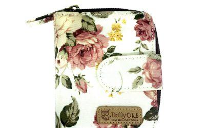 Billetera Chica X5P Flores01