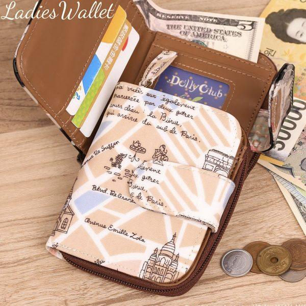 billetera X5P paris01-2 abierta