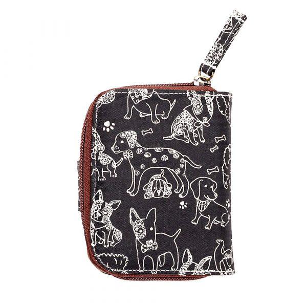 billetera X5P perro09 espalda